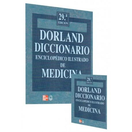 Dorland Diccionario enciclopédico ilustrado de medicina. 2 Volúmenes - Envío Gratuito
