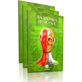 Anatomía Humana 3 Volumenes