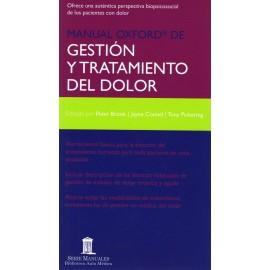 Manual Oxford de Gestión y tratamiento del Dolor - Envío Gratuito