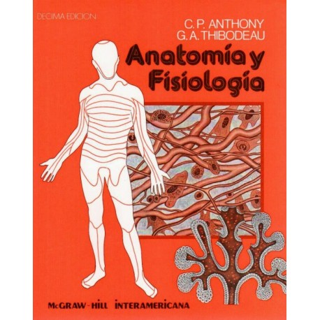 Anatomía y Fisiología McGraw-Hill - Envío Gratuito
