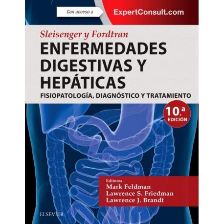 Sleisenger y Fordtran. Enfermedades digestivas y hepáticas + ExpertConsult (ebook) - Envío Gratuito