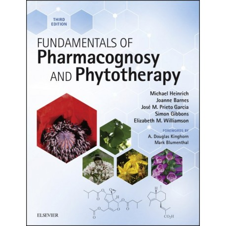Fundamentals of Pharmacognosy and Phytotherapy E-Book (ebook) - Envío Gratuito