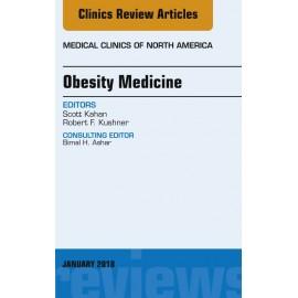 Obesity Medicine, An Issue of Medical Clinics of North America, E-Book (ebook)