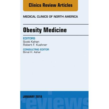 Obesity Medicine, An Issue of Medical Clinics of North America, E-Book (ebook) - Envío Gratuito