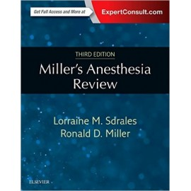 Miller. Anesthesia Review