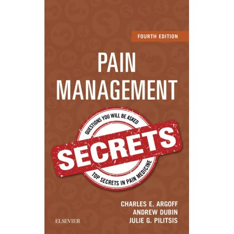 Pain Management Secrets E-Book (ebook) - Envío Gratuito