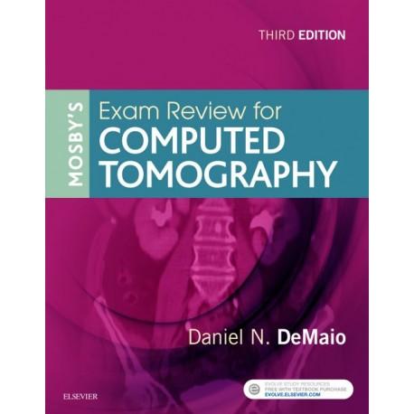Mosby?s Exam Review for Computed Tomography - E-Book (ebook) - Envío Gratuito