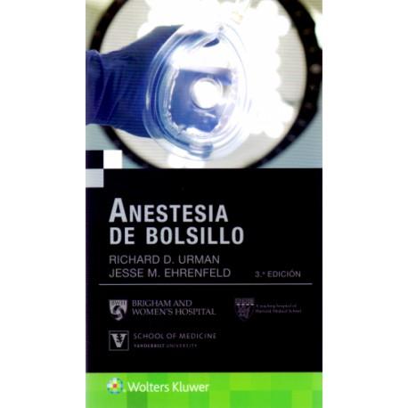 Anestesia de bolsillo - Envío Gratuito