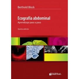 Ecografía abdominal. Aprendizaje pasó a paso - Envío Gratuito
