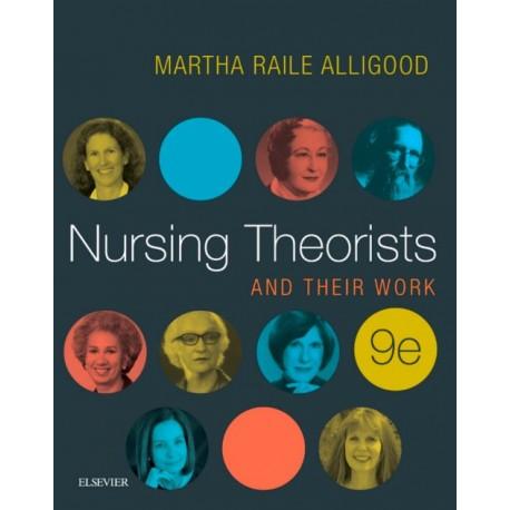 Nursing Theorists and Their Work - E-Book (ebook) - Envío Gratuito
