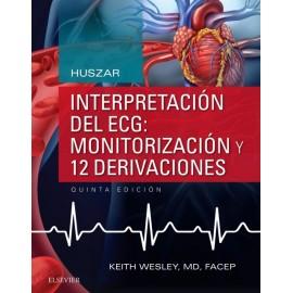Huszar. Interpretación del ECG: monitorización y 12 derivaciones (ebook)