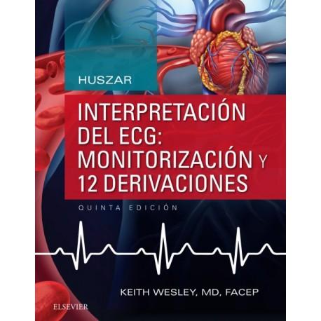 Huszar. Interpretación del ECG: monitorización y 12 derivaciones (ebook) - Envío Gratuito