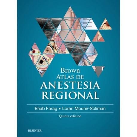 Brown. Atlas de Anestesia Regional (ebook) - Envío Gratuito