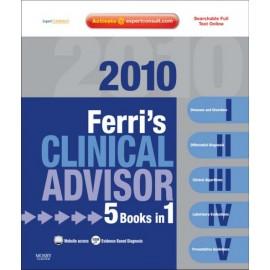 Ferri's Clinical Advisor 2010 E-Book (ebook)