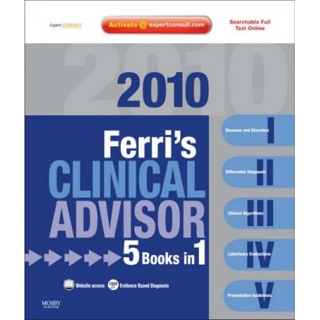 Ferri's Clinical Advisor 2010 E-Book (ebook) - Envío Gratuito