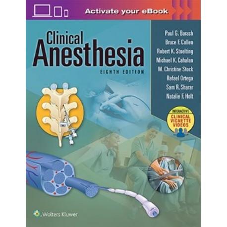 Clinical Anesthesia - Envío Gratuito