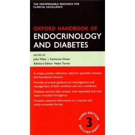 Oxford Handbook of Endocrinology and Diabetes - Envío Gratuito