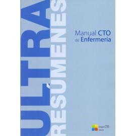 Manual CTO de enfermería. Ultra resúmenes - Envío Gratuito