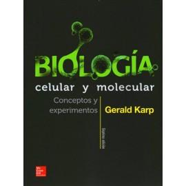 Biología celular y molecular McGraw-Hill