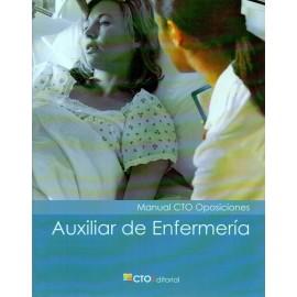 Manual CTO oposiciones. Auxiliar de enfermería - Envío Gratuito