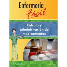 Enfermería fácil. Cálculo y administración de medicamentos - Envío Gratuito