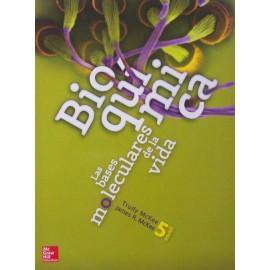 Bioquímica. Las bases moleculares de la vida - Envío Gratuito