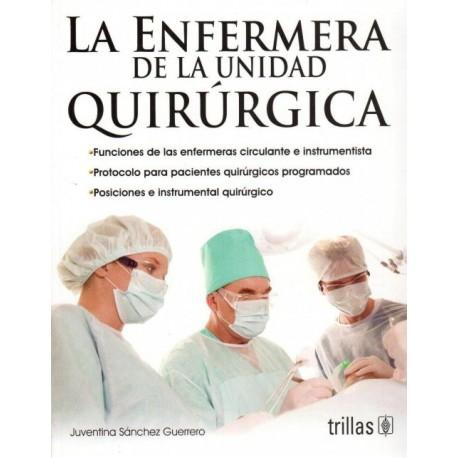 La enfermera de la unidad quirúrgica - Envío Gratuito