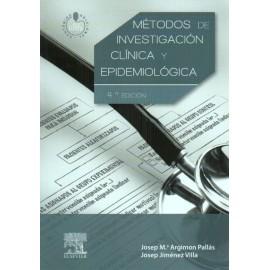 Métodos de investigación clínica y epidemiológica - Envío Gratuito
