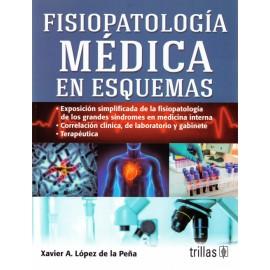 Fisiopatologia medica en esquemas - Envío Gratuito