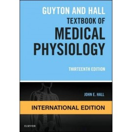 Guyton and Hall. Textbook of Medical Physiology - Envío Gratuito