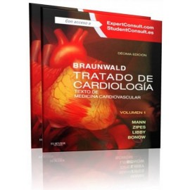 Braunwald. Tratado de Cardiologia 2 Volumenes