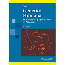 Genetica Humana. Fundamentos y Aplicaciones en Medicina - Envío Gratuito