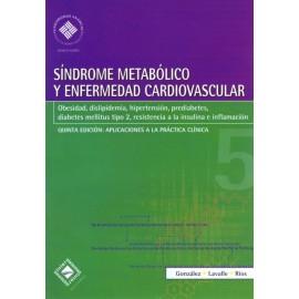 Síndrome Metabólico y Enfermedad Cardiovascular: Libro 5 - Envío Gratuito