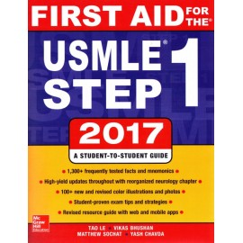First Aid for the USMLE Step 1 2017 - Envío Gratuito