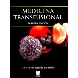 Medicina Transfusional - Envío Gratuito