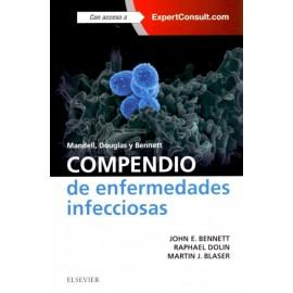 Mandell, Douglas y Bennett. Compendio de Enfermedades Infecciosas - Envío Gratuito