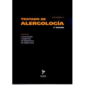 Tratado de Alergología 2 Volúmenes - Envío Gratuito