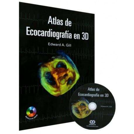 Atlas de Ecocardiografía en 3D - Envío Gratuito