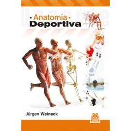 Anatomía Deportiva - Envío Gratuito
