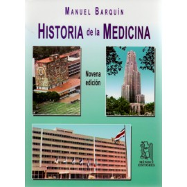 Historia de la Medicina - Envío Gratuito