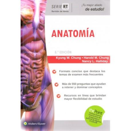 Serie RT: Anatomía - Envío Gratuito