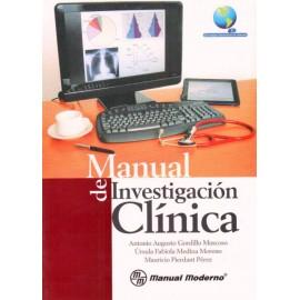Manual de investigación clínica - Envío Gratuito