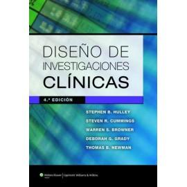 Diseño de investigaciones clínicas - Envío Gratuito