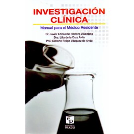 Investigación clínica. Manual para el médico residentes - Envío Gratuito