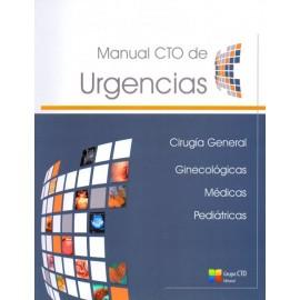 Manual CTO de urgencias: Cirugía general. Ginecológicas. Médicas. Pediátricas - Envío Gratuito