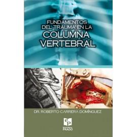 Fundamentos del trauma en la columna vertebral - Envío Gratuito