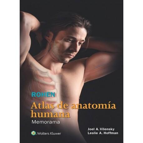 Rohen. Memorama. Atlas de anatomía humana - Envío Gratuito