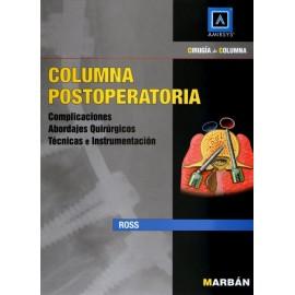 Cirugía de columna: Columna postoperatoria