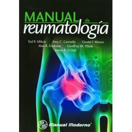Manual de Reumatología - Envío Gratuito