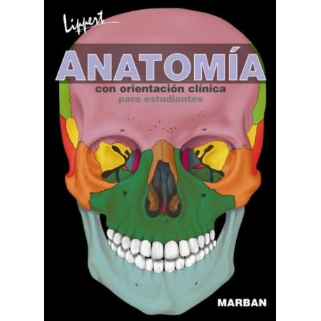 Anatomía con orientación clínica - Envío Gratuito